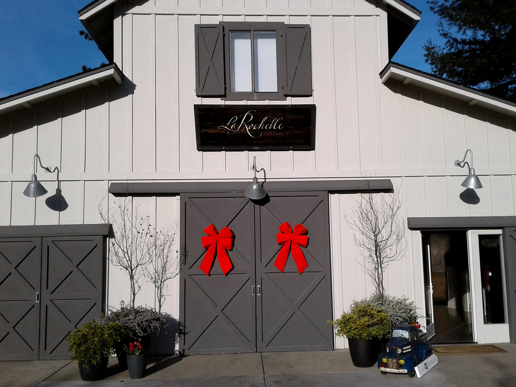 La Rochelle Experience – Boutique Winery in Sonoma County California