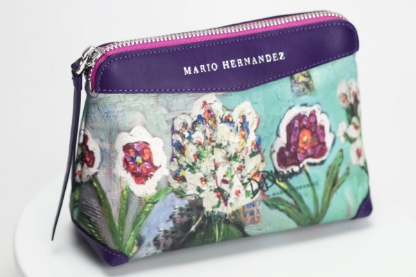 Commercial Photography. DeBilzan-Hernandez Cosmetic Bag