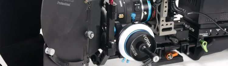 4K Cinema Camera Rig Hire