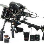 Shoulder Rig – Lens Control, 4-Channel, 4-mic, Digital Audio, 20mm & 50mm Lens